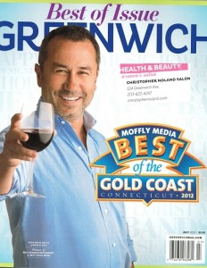 Best of Greenwich Cover