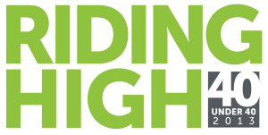 riding high logo