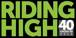 riding high logo